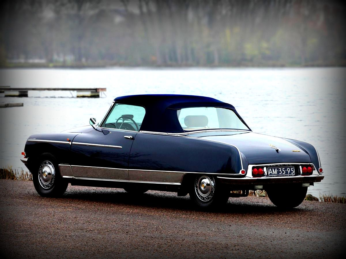 Citroën DS Cabrio, un rêve inaccessible